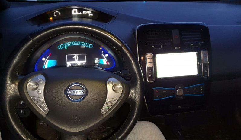 Nissan Leaf (2013) megtelt