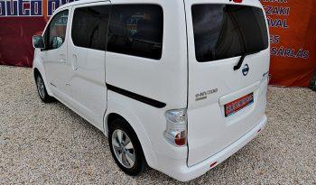 Nissan e-NV 200 Evalia megtelt