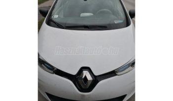 Renault Zoe ZE40 R90 megtelt