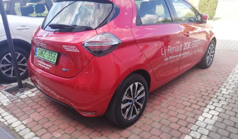 Renault Zoe ZE50 R135 megtelt