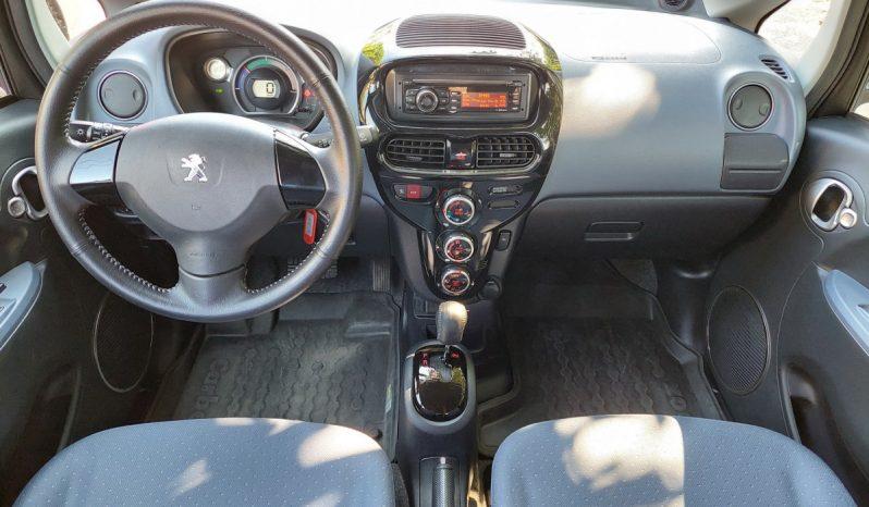 Citroën C-Zero 2015 megtelt