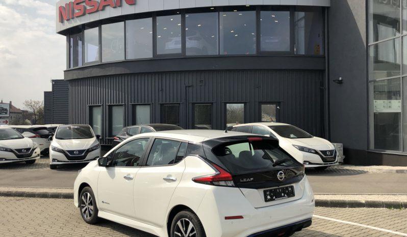 Nissan Leaf 2 2021 megtelt
