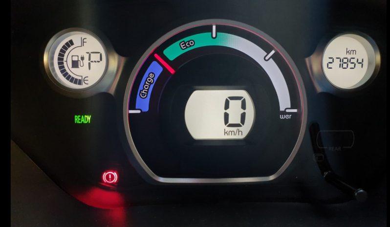 Peugeot iOn 2016 megtelt